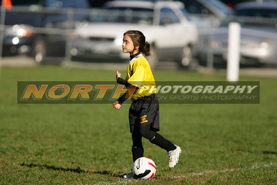 (U9 Girls) PMYSL Cyclones vs. Sachem Hurricanes