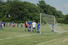 Line up for corner kick<br /> Tippco Soccerfest Tournament<br /> June 2, 2006<br /> West Lafayette, Indiana<br /> Blue Heat vs Sullivan