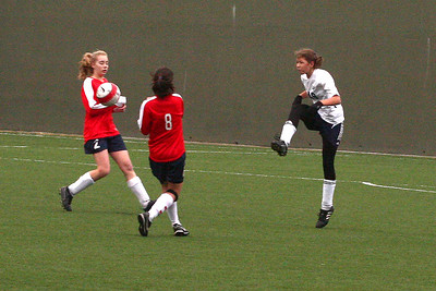 FCA '93 Blue vs.  GRFC Patriots '93 Red