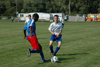 Zac Soccer Player