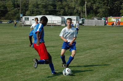 Zac Soccer Player