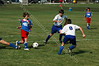 September 23, 2007<br /> Star Soccer Flyers vs Tippco Blue Heat<br /> Club Soccer Game