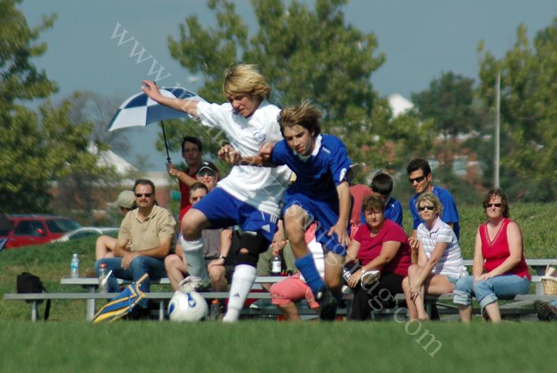 173<br /> September 9, 2007<br /> Club Soccer Game