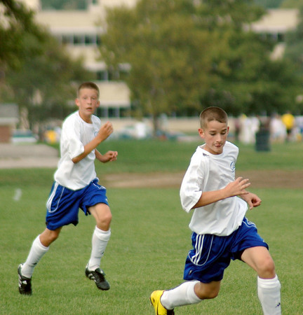 Lawrence Club Soccer
