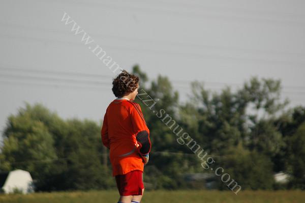 Star Soccer - Muncie Indiana Club Soccer Action
