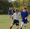 October 13, 2007 - Soccer match - Brian