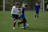 Fighting for control of the ball<br />  Tippco Blue Heat vs SIU Mavericks<br />  October 13 2007