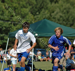 2007 Pikefest Soccer Tournament Indianapolis Indiana August