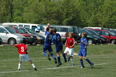 2007 White River Classic Soccer Tournament Noblesville Indiana May