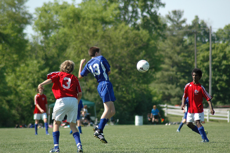 Championship Game<br /> May 2007 <br /> White River Classic  Soccer Tournament<br /> Noblesville Indiana