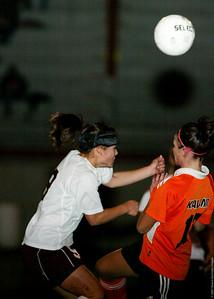 Montesano vs. Kalama, varsity, October 23, 2007