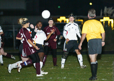 Montesano vs. United, varsity, October, 27, 2007