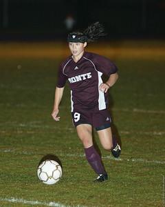 Ocosta varsity vs. Montesano varsity, October 9, 2007