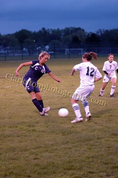 Clarkston vs  Kettering Varsity Girls Soccer 5-12-08 image 420