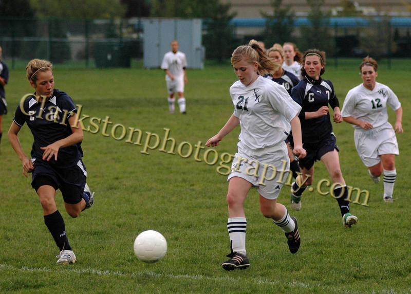 Clarkston vs  Kettering Varsity Girls Soccer 5-12-08 image 033