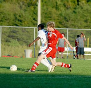 West Lafayette vs Harrison  - September 18, 2008  - High School Soccer Game
