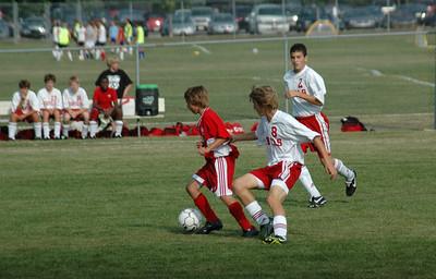 West Lafayette vs Pike  August 20 2008 Boys Soccer  Indiana High School Soccer