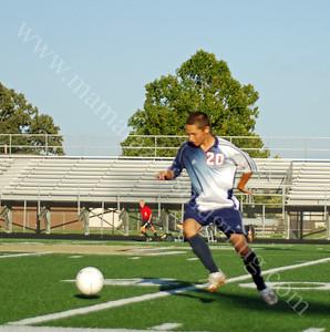 9 27 08 - September 27, 2008 Harrison Raiders vs Noblesville  Soccer Game