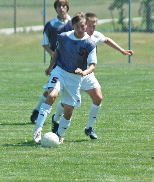 August 16, 2008<br /> Harrison Soccer