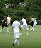 August 9, 2008<br /> Harrison Raiders Boys <br /> Soccer Scrimmage and Picnic