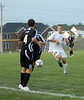 September 2, 2008<br /> Harrison Raiders vs Avon Orioles<br /> High School<br /> Varsity Mens Soccer Match<br /> Blaine