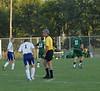 October 2, 2008<br /> JV Boys soccer game<br /> Harrison Raiders vs Benton Central Bison<br /> High School Soccer