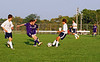 September 24, 2008 <br /> Harrison Raiders vs Brownsburg Bulldogs<br />  Developmental Soccer Team