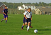 September 24, 2008<br /> Development Soccer Team<br /> Harrison Raiders vs Brownsburg Bulldogs<br /> Austin