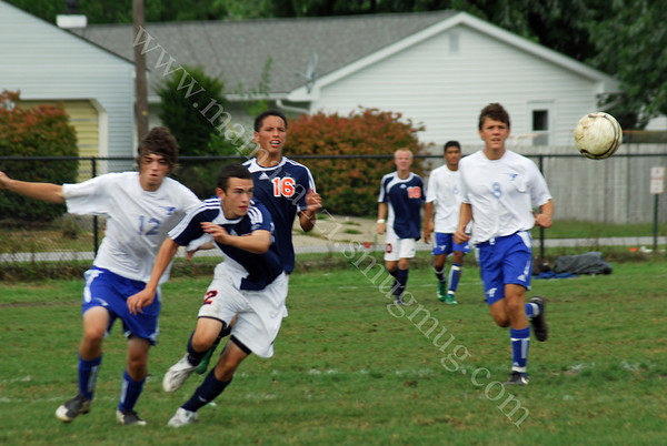 Frankfort High School Soccer