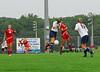 August 28, 2008                                         Harrison Raiders vs West Lafayette Red Devils                                                          Girls High School Soccer Game