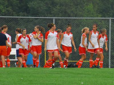Ladies Soccer West Lafayette vs Harrison  -  August 28, 2008