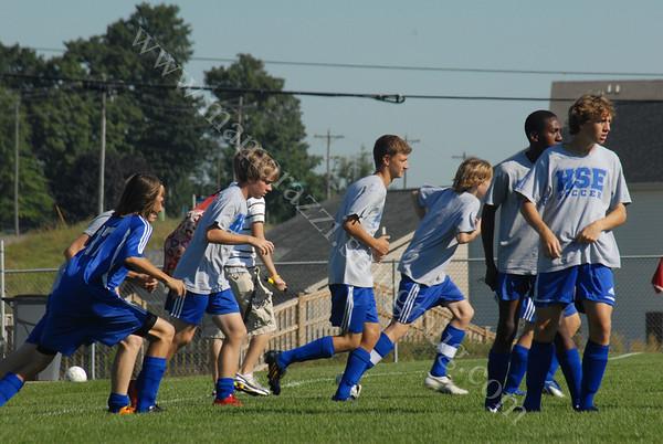 Hamilton Southeastern High School Soccer