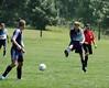 JV Soccer Game<br /> Harrison Raiders vs Covington<br /> August 23, 2008<br /> High School Soccer