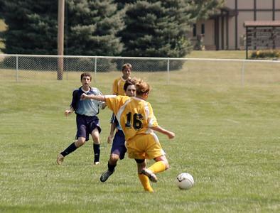 Covington vs Harrison August 23, 2008 Indiana High School Soccer Game