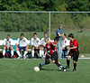 August 26, 2008<br /> JV Guys Soccer Team<br /> Harrison Raiders vs Lafayette Jefferson Broncos