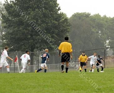 Logansport vs Harrison -  Men's High School Soccer  -  September 4, 2008
