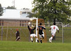 Goalie - Harrison vs Logansport High  School Soccer 2008