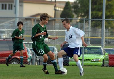 October 5, 2008 Soccer Game
