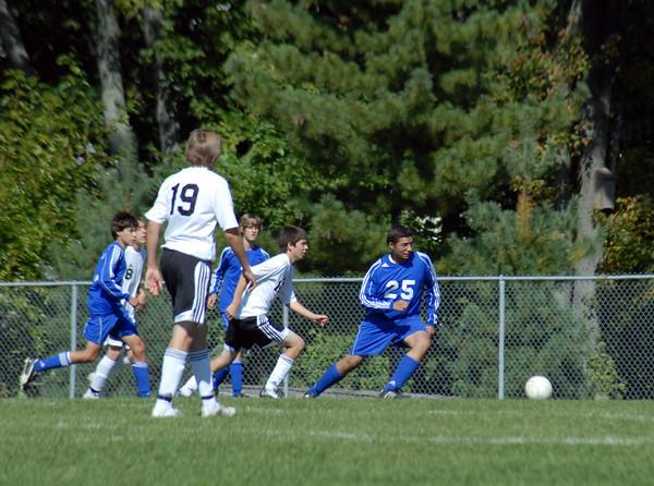Western High School Soccer