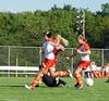 September 17, 2008<br /> Ladies High School Soccer<br /> Harrison vs Fishers