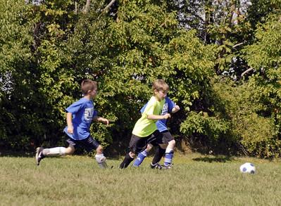2008 Fall Soccer