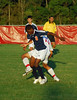 September 16, 2008<br /> Harrison Raiders vs Fisher Tigers<br /> High School Soccer