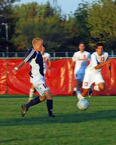 Fishers vs Harrison - September 16, 2008  -  Indiana Mens High School Soccer Game