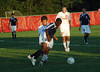 September 16, 2008 <br /> Harrison Raiders vs Fishers        <br /> Varsity Soccer
