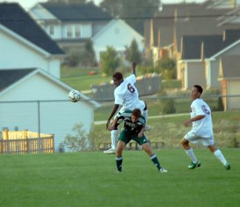 Zionsville vs Harrison - September 23, 2008 - VARSITY and JV Junior Varsity High School Soccer Game