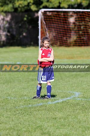 10/10/2008 (Girls 10 Gold) Hicksville Dynamite vs. HBC Wanderers