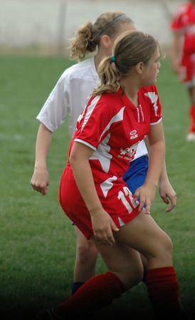 Girls Club Soccer