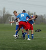 Zac<br /> April 27, 2008<br /> Soccer Match at Muncie Sportsplex<br /> Tippco Blue Heat vs Starsoccer Flyers