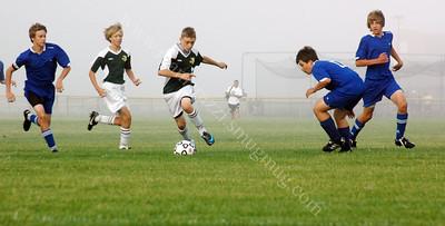 6-14-08 Blue Heat Westfield Soccer Tournament Boys u14