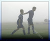 3767<br /> Foggy Morning <br /> Soccer Warm up